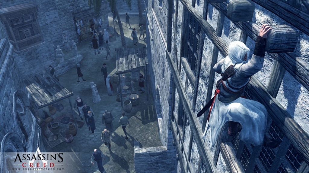 Assassin's Creed screens – Xbox360 Ps3 | Addicted to Ludus