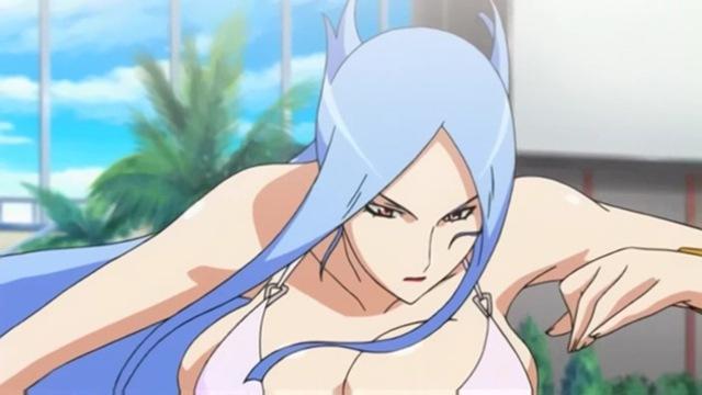 busty anime