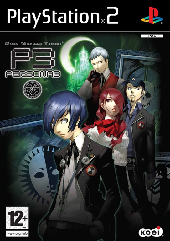 21apyp Persona 3 Wallpaper
