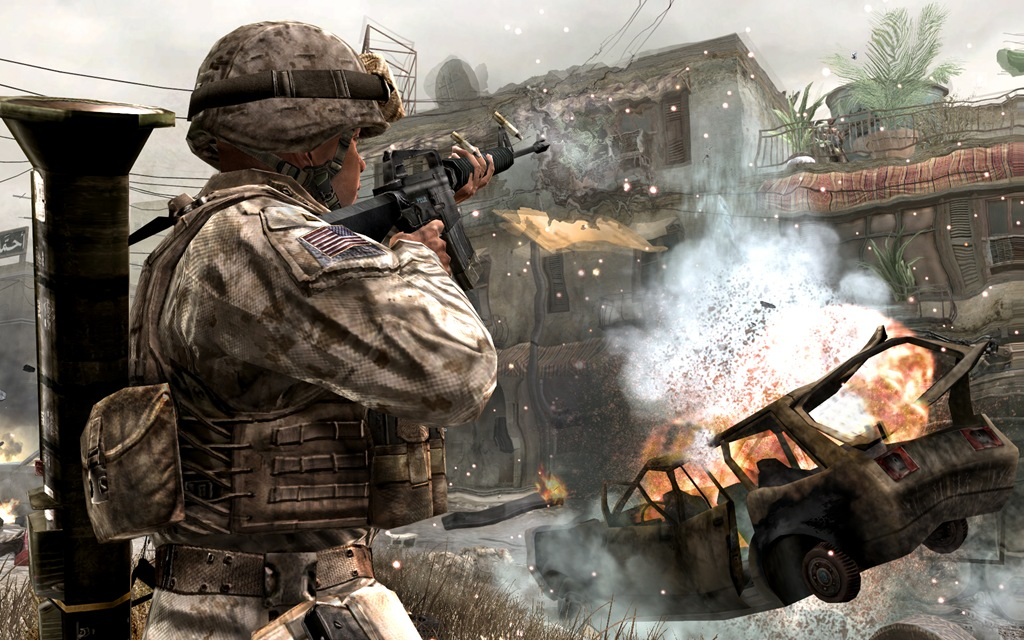 Call of Duty 4: Modern Warfare – Xbox360 PC PS3 -