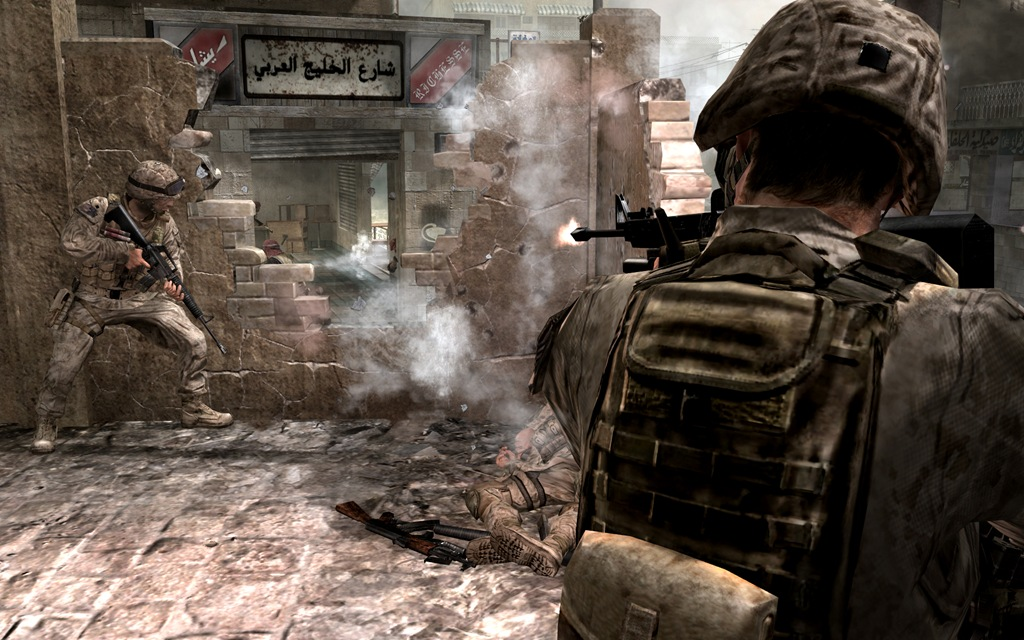 Call of Duty 4: Modern Warfare ? Xbox360 PC PS3 -