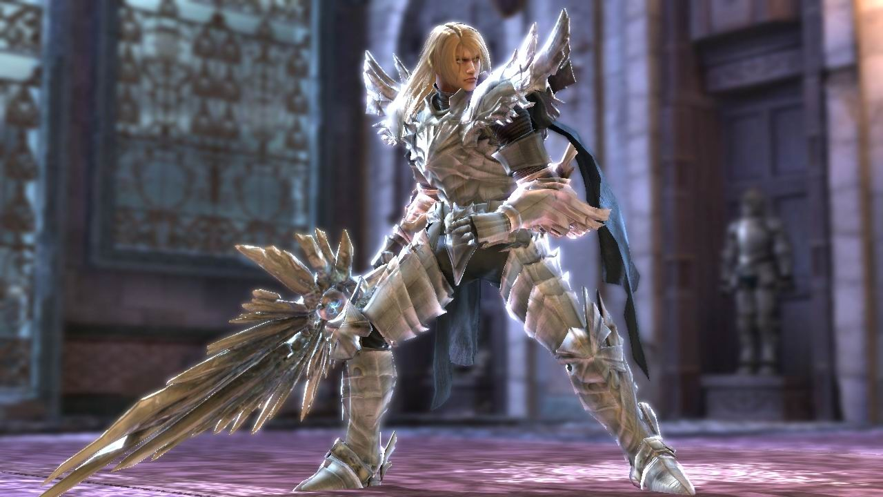 MORE Soul Calibur IV new screens and artwork – Addicted to ...