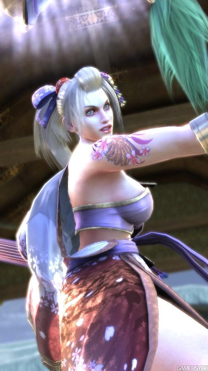 Phrase brilliant soul calibur video game boobs any