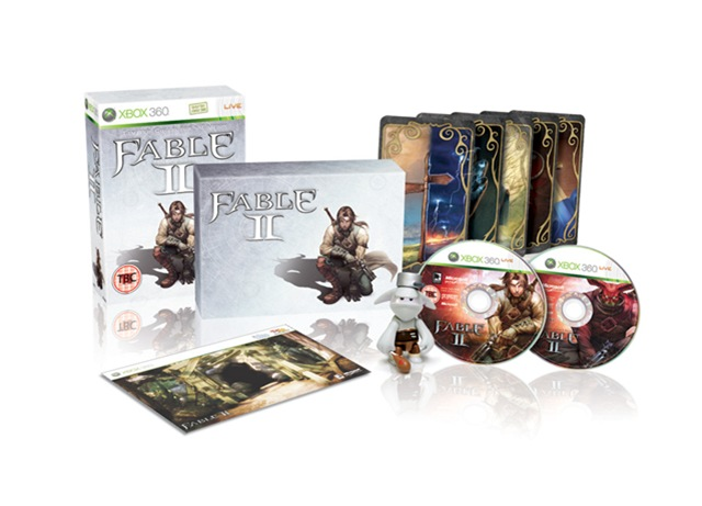 Fable ii limited edition guide (bradygames limited edition guides.