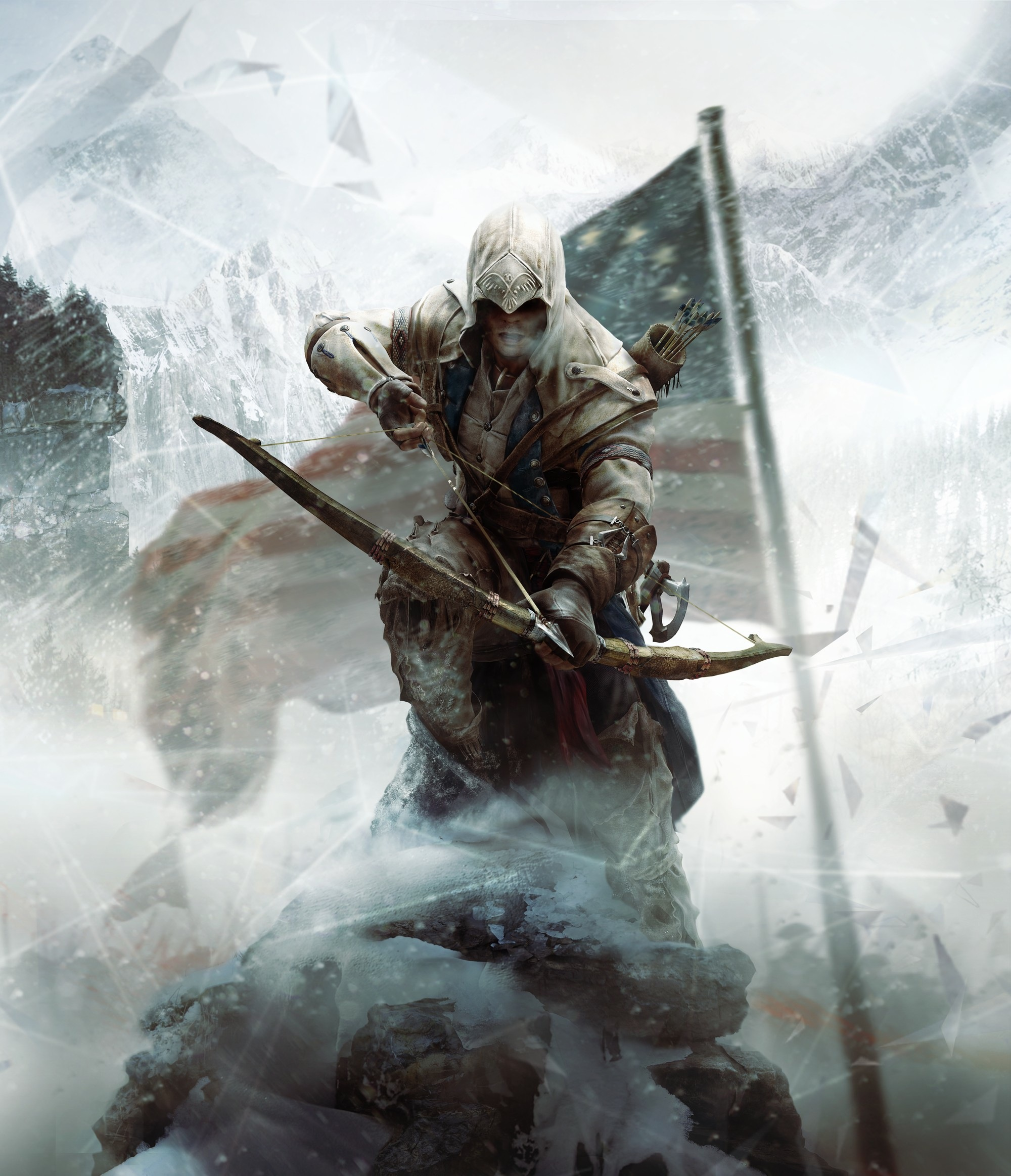 Renders & Artwork – Assassin's Creed 3. | Addicted to Ludus