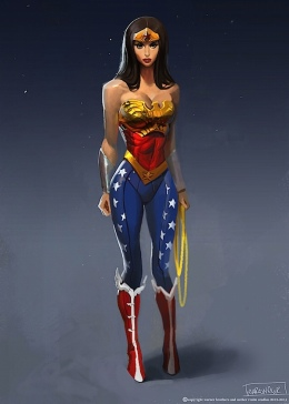 Artworks – Injustice: Gods Among Us
