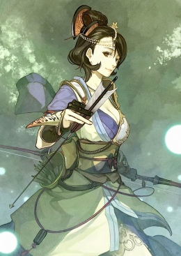 Artworks – Toukiden