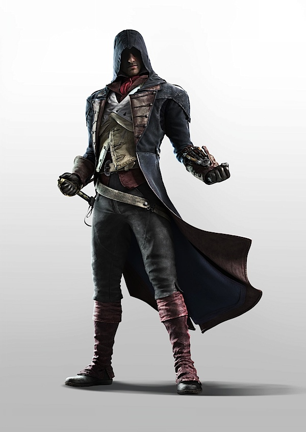 Arno - Assassin's creed Unity