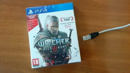 Geralt Of Rivia The Witcher Ps4