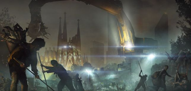 Artworks – Deus Ex: Mankind Divided