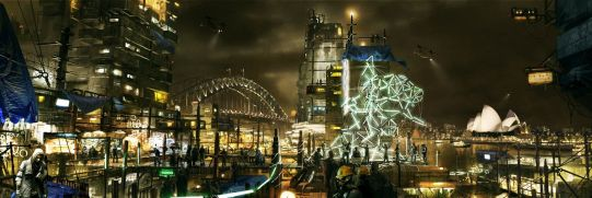 Artworks – Deus Ex: Mankind Divided