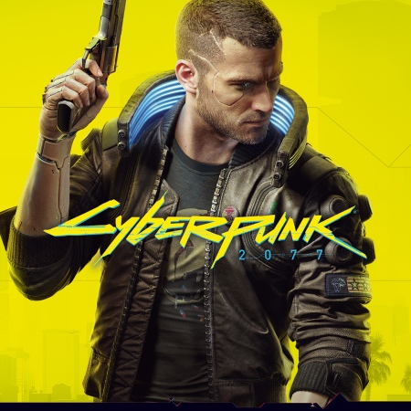 Cyberpunk 2077 Key Art